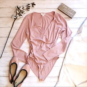 LOFT Blush Bodysuit